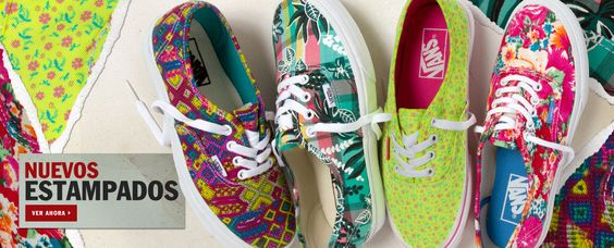 Classic Vans Primavera /VANS Woman´s Match - Backs | Cultura, arte ...