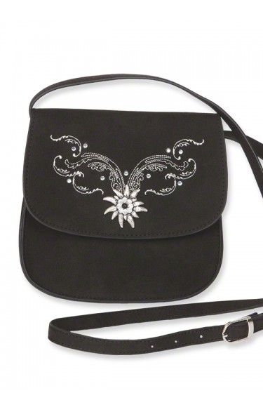 Trachtentasche - T800 - schwarz