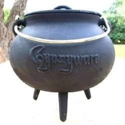 dating cast iron cauldrons for sale