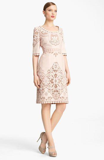 Valentino Point de Flandres Lace Dress