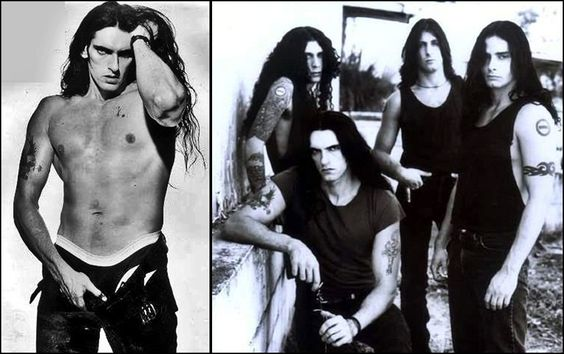 Peter Steele from the Groups Type O Negative, Fallout & Carnivore. Posed for Playgirl & was Unhappy that so many Gay Men saw him Nude