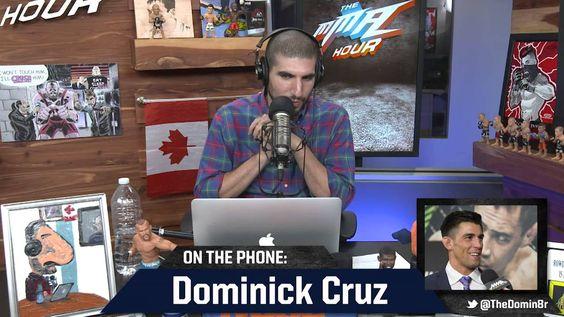 Dominick Cruz Puts T.J. Dillashaw, Team Alpha Male on Blast
