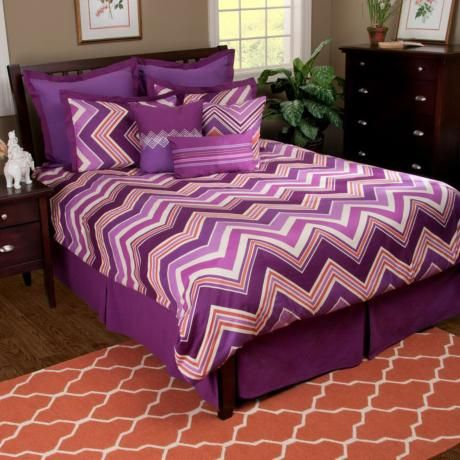 Hippie Chic Bedding Sets And Pantone On Pinterest