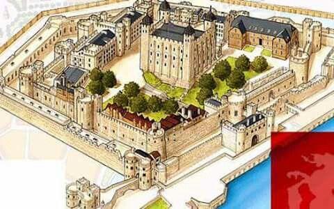 """.Le zone verdi tra la Wakefield Tower e la White Tower sono punteggiate da famosi corvi della torre. I corvi che vivono tra le mura della Torre di Londra, sono diventati un'attrazione stessa di uno dei luoghi più frequentati dai turisti di tutta la capitale della Gran Bretagna. La loro presenza è importantissima perché una superstizione, con queste parole, chiude il becco a tutti, è proprio il caso di dirlo: """" se i corvi della Torre di Londra moriranno o voleranno via, la Corona cadrà e con…"""