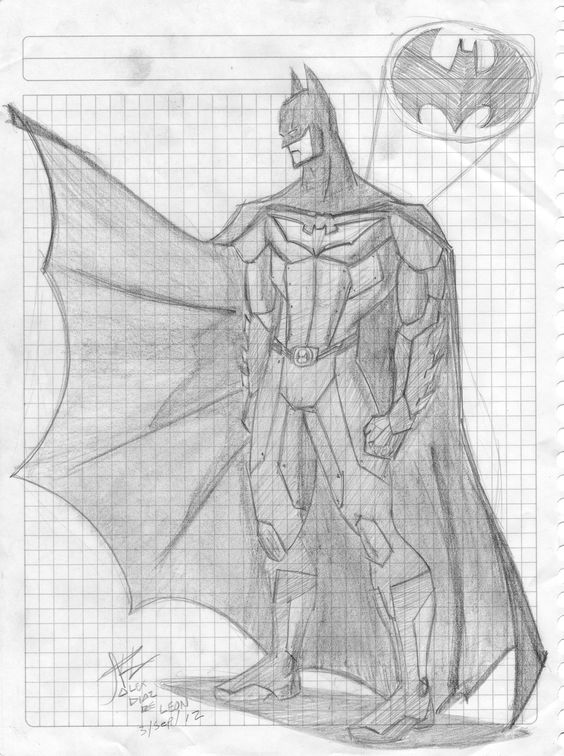 Dibujo de Alex Diaz de León.