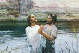 FHE - preparing for baptism Primary 7: New Testament Lesson 6: The Baptism of Jesus Christ