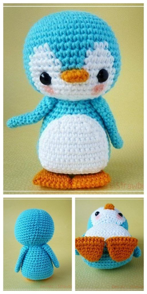 Miniature Crochet Animals (Free Patterns) – DIY Cozy Home | 1024x512