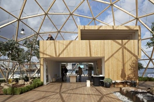 Dome of Visions / Kristoffer Tejlgaard + Benny Jepsen: