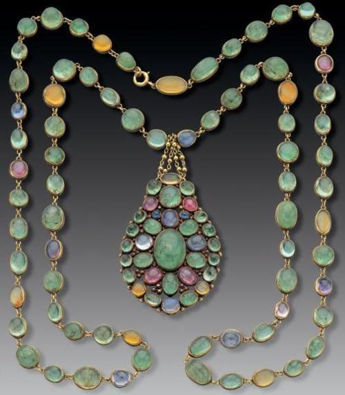 Necklace    Louis Comfort Tiffany, 1900    Tadema Gallery