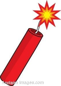 Cartoon Pictures Of Dynamite | Clip Art Picture of ...