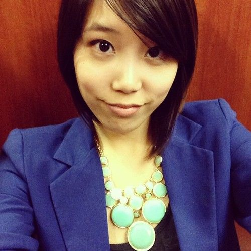 Day 2. Blue blazer attire today #photoaday
