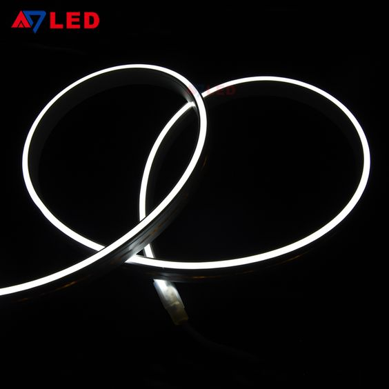 White Red Green Blue Flexible Neon Light Strip Dc24v Adled Light Led Neon Lighting Led Rope Lights Flexible Led Strip Lights
