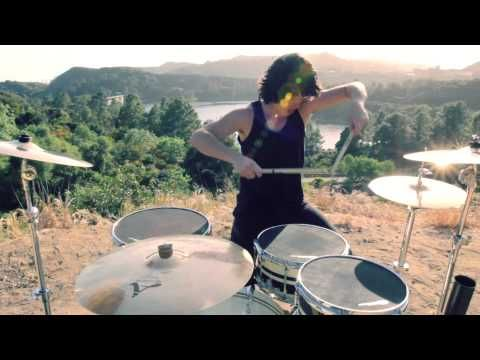 Ricky - Gotye - Somebody I Used To Know - ft. DMF & Kait Weston (Collab / Drum Cover)