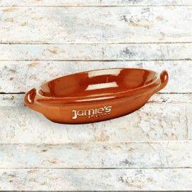 Jamie's Italian Little Shallow Roaster - Ovenware