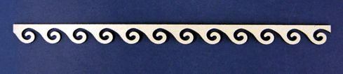 """Victorian Dollhouse Wood Works - 1/2"""" Victorian Dollhouse Running Trim - RTH-627, $3.75 (http://stores.victoriandollhousewoodworks.com/1-2-victorian-dollhouse-running-trim-rth-627/)"""