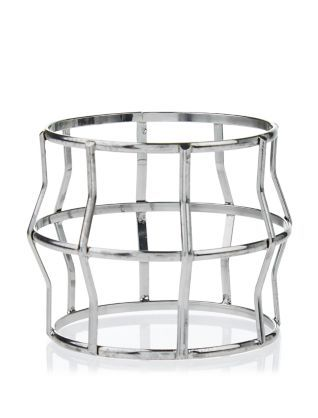 Accessorise aztec patterned knitwear with jewellery that echoes the design. This Silver Caged Bangle has an edgy, tribal look we love. #AW15edit #newlook #accessories