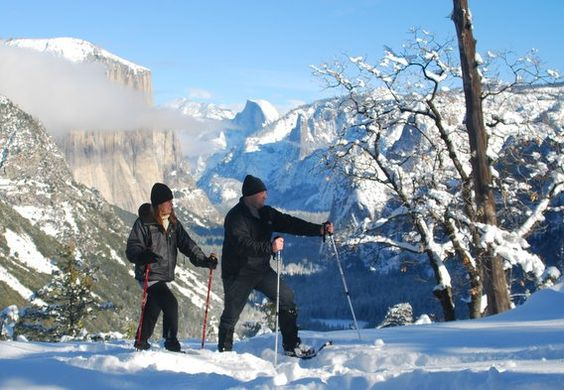 Travel back in time with us to discover your inspiration!  https://www.yexplore.com/yosemite/snowshoe Yosemite GuidedSnowshoe Adventures Explore the quiet trails of Yosemite on a pair of snowshoes for a truly memorable experience. The winter months offer exclusive opportunities to enjoy some of Yo...