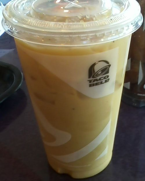 Richard Reviews Everything Taco Bell Iced Regular Coffee Taco Bell Coffee Tacos
