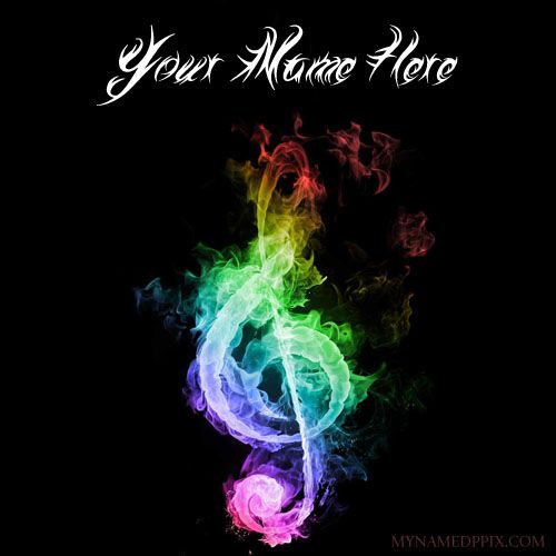 Write Name On Cool Music Logo Profile Pictures Profile Picture Music Logo Good Music