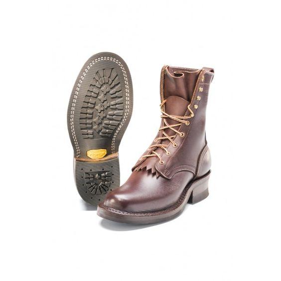 "Nicks Ranger 8"" All Around Work Boot"