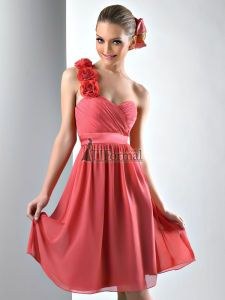 This would be such a cute bridesmaid dress....and they have it in orange :)