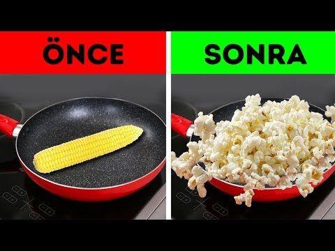 Sed Uz Adli Kullanicinin Benim Panosundaki Pin Mutfak Yemek Life Hacks