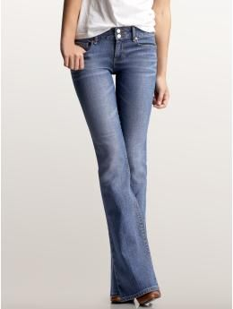 Gap 1969 Perfect Boot Jeans, best ever