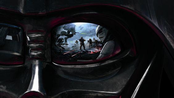 General 1920x1080 Star Wars video games Darth Vader Star Wars: Battlefront