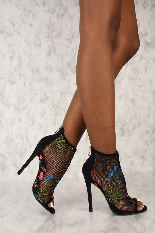 Charming Elegant High Heels