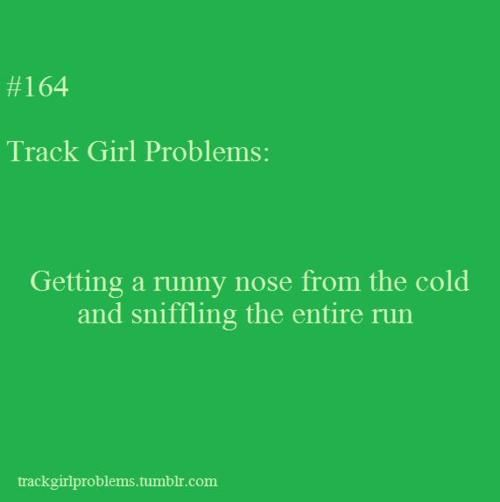 I remember this from my long distance running days.