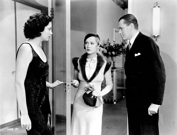 Trouble in Paradise with Miriam Hopkins, Kay Francis and Herbert Marshall