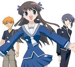Tohru Honda, the lovable lead of Fruits Basket