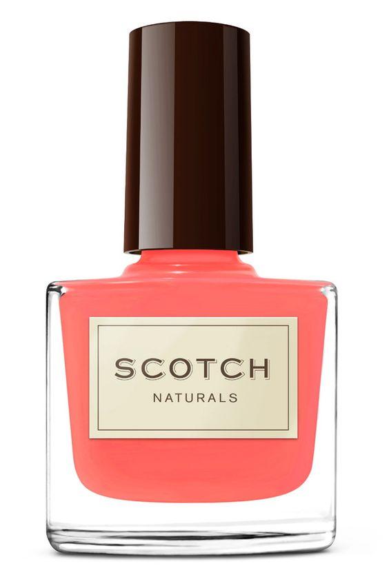 Scotch Naturals in Canal Street Daisy: Natural Nails, Beauty Products, Eco Friendly, Natural Nail Polish, Nail Art