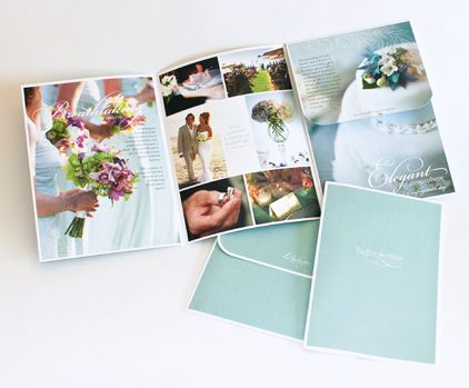 L'Auberge Del Mar Wedding Brochure: Collateral | ~ Brochure Design ...