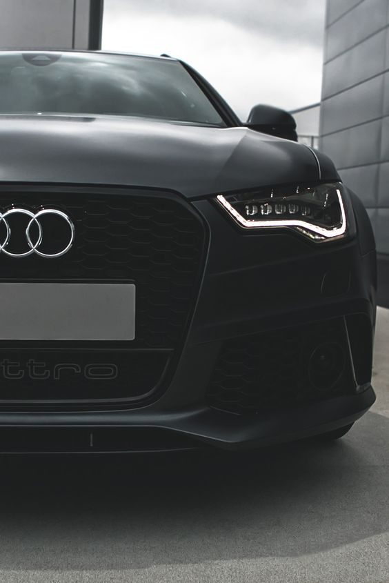 amazing Audi RS6