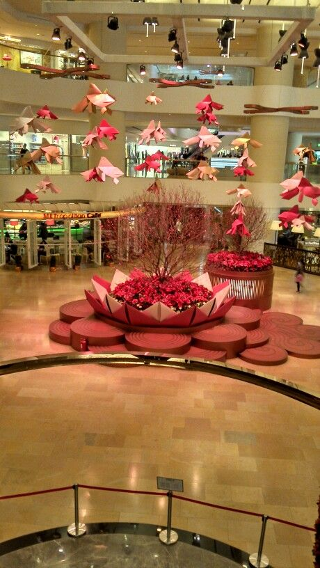 Decorating Ideas > Casual Shopping Mall Decorations  Shopping Center  ~ 123946_Christmas Decoration Ideas Mall