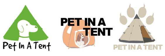 Live project for Pet In a Tent.