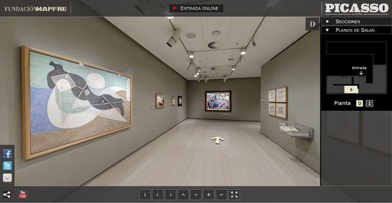 Visita virtual exposición temporal 'Henri Cartier-Bresson'. Hasta el 7 de septiembre de 2014.