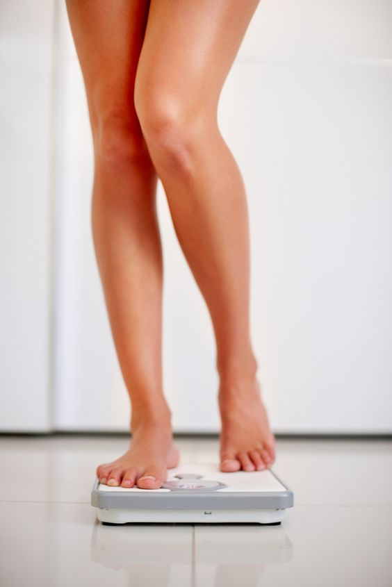 weighing in: Blasting through your weight loss plateau.