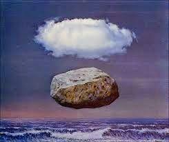 """""""les idées claires"""" Magritte 1955"""