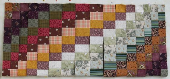 Quilting color