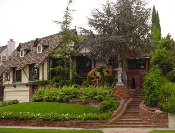 Danzig Purchased A Home In Los Angeles Once Owned By