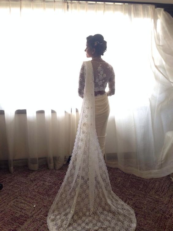 From our wedding ( Sri Lankan wedding)