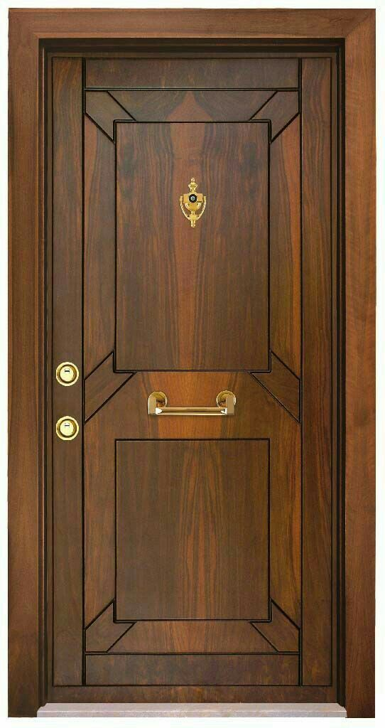 Dis Kapi Modelleri Wooden Door Design Wooden Doors Interior Modern Wooden Doors