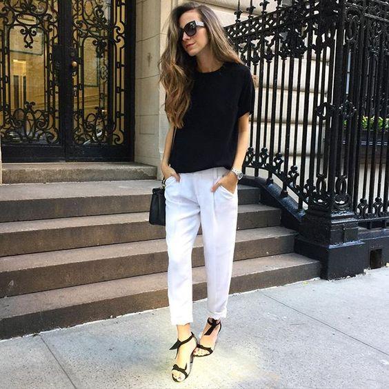 Pin for Later: 32 coole Outfit-Ideen, die nach gar nicht viel Arbeit aussehen