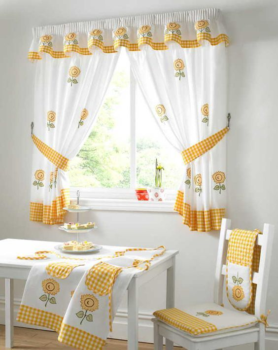 Modern Kitchen Curtain Ideas 6 Designs To Make An Everlasting