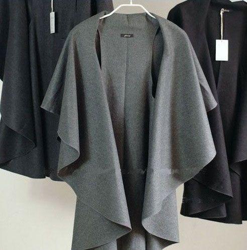 Aliexpress.com: Comprar 2015 chaqueta del invierno del resorte mujeres Abrigos Mujer versión explosiva y el escudo de viento abrigo chaleco capa de lana para el envío gratis de abrigo azul fiable proveedores en Guangzhou Fashion NO. 1
