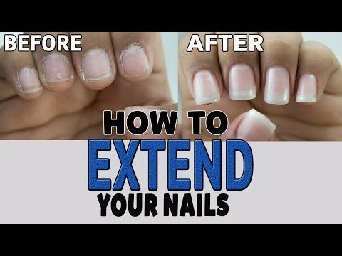 I Wanted To Show You All The Easiest And Quickest Way To Do A Refill Using The Gelish Struct Diy Acrylic Nails Fake Acrylic Nails Natural Looking Acrylic Nails