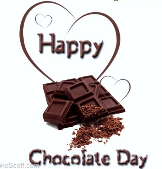 Happy Chocolate Day Pics Chocolate Day Is Celebrated On The Third Day Of Valentine S Week Happy Chocolate Day Chocolate Day Images Happy Chocolate Day Wishes