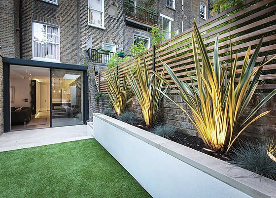 Studio 1 Architects Residential Architecture And Design London Notting Hill W11 Modern Garden Design Modern Garden Contemporary Garden Design